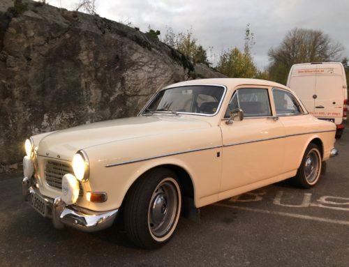 1970 Volvo Amazon – 123 GT replica – Kr 220.000,-
