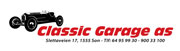 Classic Garage as Logo