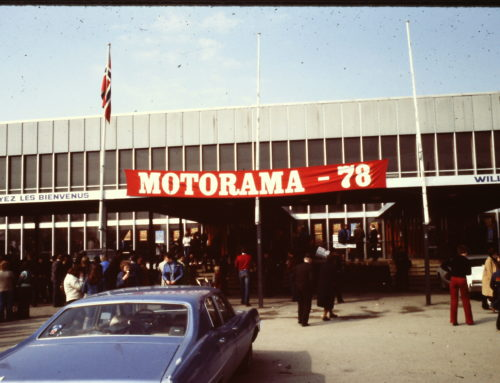 Motorama 1978 – Amcar utstilling i Trondheim
