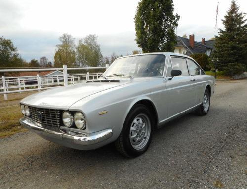 1971 Lancia Flavia 2000 Coupe – SOLGT