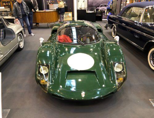 Techno Classica Essen – Europas største klassiske bilmesse.