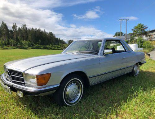 1977 Mercedes Benz 280 SLC – SOLGT