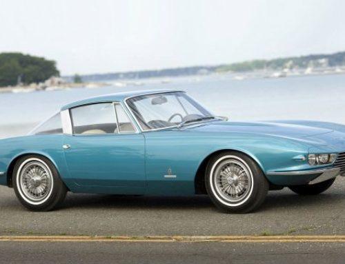 Amerikanske biler med europeisk design!