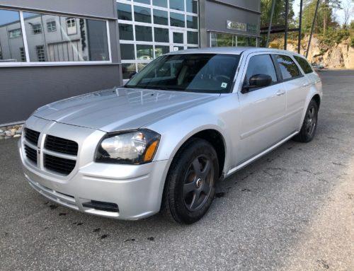 2005 Dodge Magnum st.vogn – Kr 109.000,-