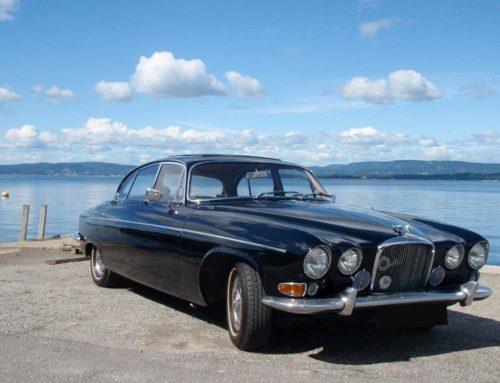 1964 Jaguar Mark 10 – SOLGT!