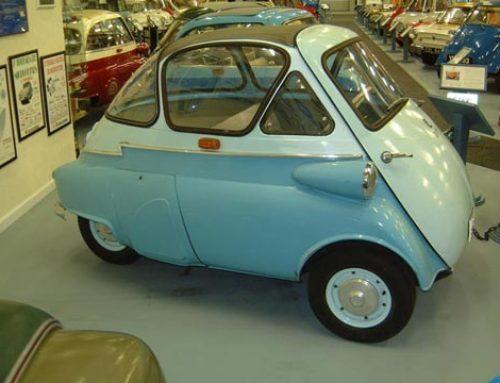 Mikrobilene fra 50 og 60 tallet!