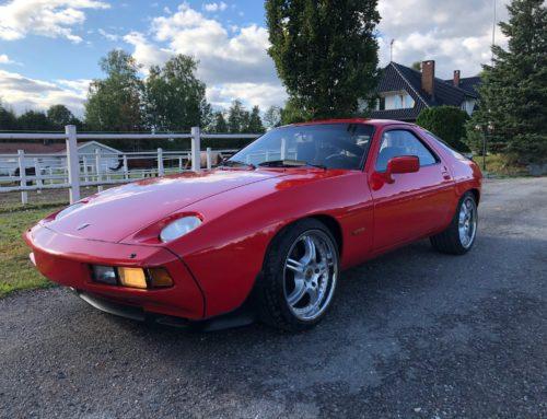 1978 Porsche 928 – Kr 215.000,-