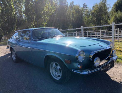 1973 Volvo P1800 ES – Kr 249.000,-
