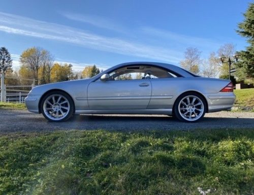 2000 Mercedes Benz CL500 kr 129.000,-