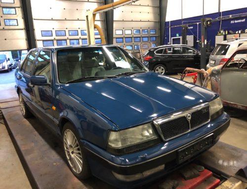 1993 Lancia Thema 3.0 V6 – Kr 69.000,-