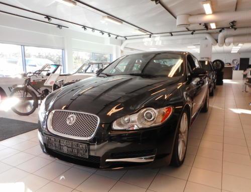 2010 Jaguar XF R – 5,0 V8 Supercharged 510 hk – Kr 549.000,-