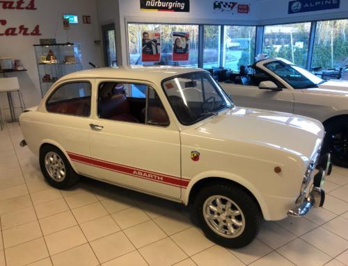 1971 Seat (Fiat) 850 – en eier 39050 km -Kr 99000,-